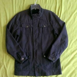 Japanese Brand Ebase Garcons Denim Jacket Sz M